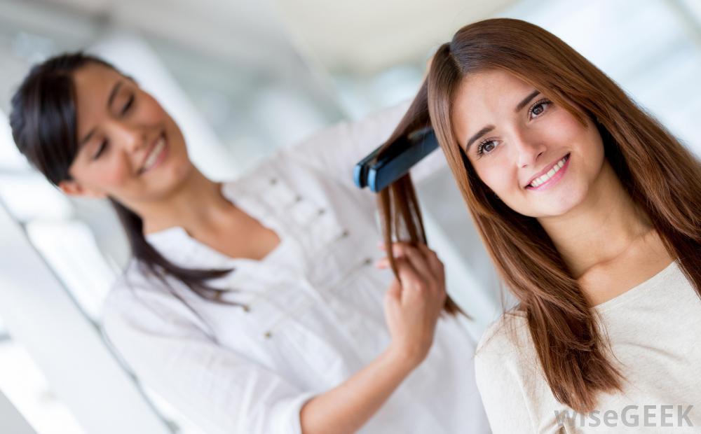 woman-at-salon-flat-iron